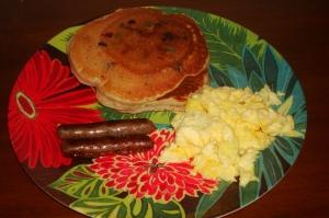 Try something different breakfast for dinner lake for Looking for something different for dinner